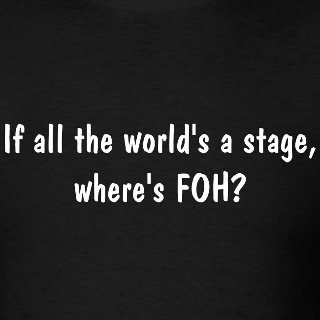 Where's FOH?