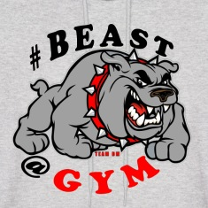 BEAST AT THE GYM