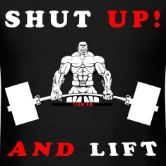 SHUT UP AND LIFT SHIRT