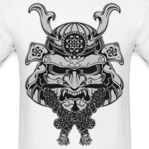 Samurai Mask - Men's T-Shirt