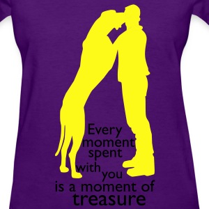 Every Moment spent with you Women's T-Shirts - Women's T-Shirt