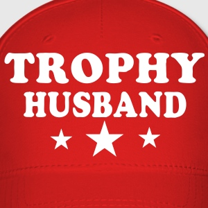 TROPHY HUSBAND - Baseball Cap