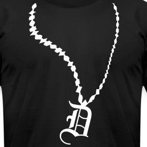 Detroit Bling T-Shirts - Men's T-Shirt by American Apparel
