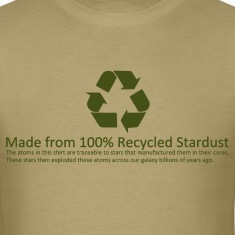 Recycled Stardust