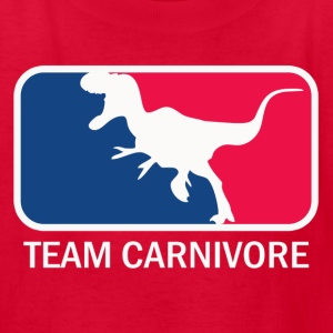 Team Carnivore  - Kids' T-Shirt