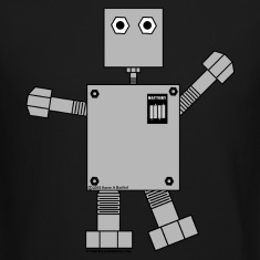 Robot Long Sleeve Shirts
