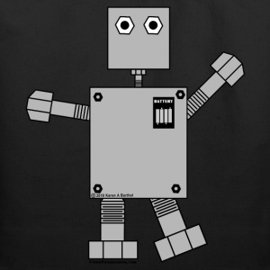 Robot Bags  - Eco-Friendly Cotton Tote