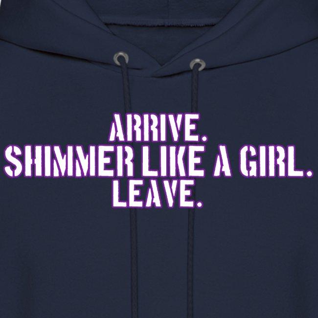 Ringbelles Shimmer Hoodie