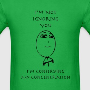 Stanley Stick - Concentrate T-Shirts - Men's T-Shirt