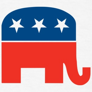 Republican Logo T-Shirt - Men's T-Shirt