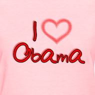 Design ~ I Heart OBAMA