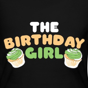 The Birthday Girl - Women's Long Sleeve Jersey T-Shirt