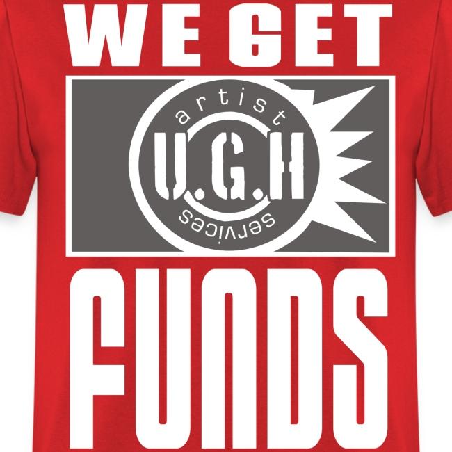 we get funds