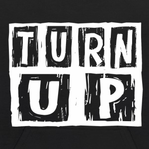 turn_up1 Sweatshirts - Kids' Hoodie
