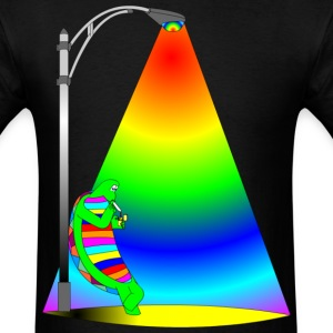 Turtle Lights T-Shirts - Men's T-Shirt