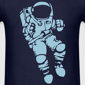Astronaut Vector Design T-Shirts - Men's T-Shirt