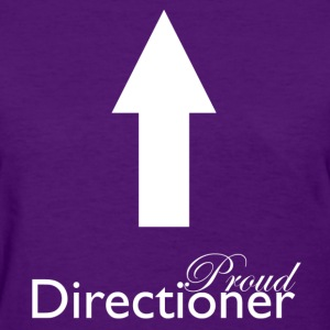 Proud Directioner - Women's T-Shirt