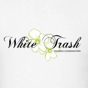 white trash wedding coordinators planner - Men's T-Shirt