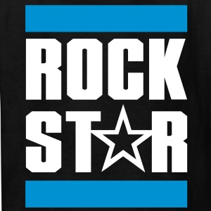 Rock Star Kids' Shirts - Kids' T-Shirt