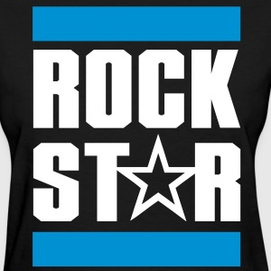 Rock Star Women's T-Shirts - Women's T-Shirt