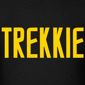 Trekkie - Men's T-Shirt
