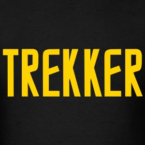 Trekker - Men's T-Shirt