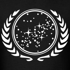 United Federation of Planets - Men's T-Shirt