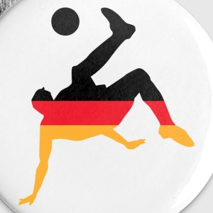Soccer Germany - Small Buttons