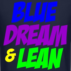 Blue Dream and Lean Long Sleeve Shirts - Crewneck Sweatshirt