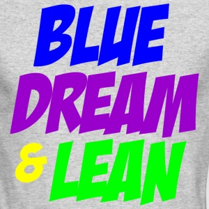 Blue Dream and Lean Long Sleeve Shirts - Men's Long Sleeve T-Shirt by Next Level