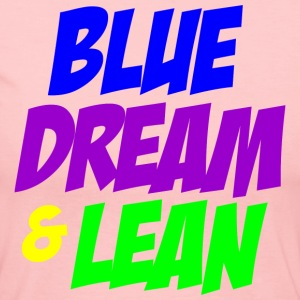 Blue Dream and Lean Long Sleeve Shirts - Women's Long Sleeve Jersey T-Shirt