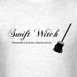 swift witch cleaning service pagan wiccan witchcra - Men's T-Shirt