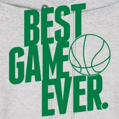 basketball - best game ever Hoodies