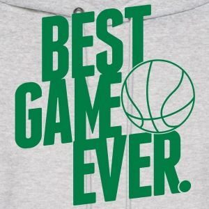 basketball - best game ever Hoodies - Men's Hoodie