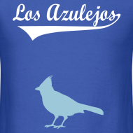 Design ~ Men's Los Azulejos - Various Colours - With Jay