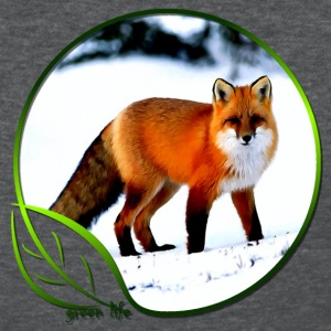 Green Life Series - Arctic Fox (WGT) - Women's T-Shirt