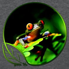 Green Life Series - Tree Frog (WGT)