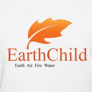 earth child air fire water pagan wiccan witchcraft - Women's T-Shirt