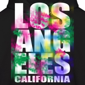los_angeles - California - Men's Hoodie