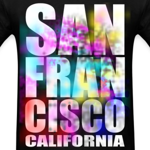 san_francisco - California - Men's T-Shirt