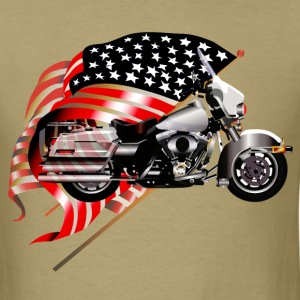 Patriotic - Men's T-Shirt