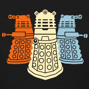 daleks girl t-shirt - Women's T-Shirt