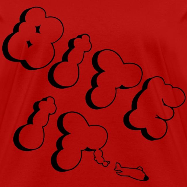 Women's Clouds T-Shirt