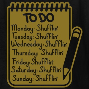 Everyday I'm shuffling Kids' Shirts - Kids' T-Shirt