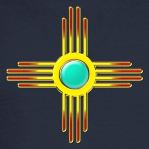 Zia Sun, Zia Pueblo, New  Mexico, Sun Symbol, DD 1 Long Sleeve Shirts - Men's Long Sleeve T-Shirt