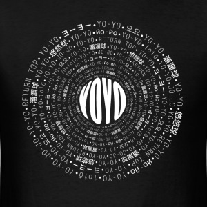 Yo-Yo Multilingual - Men's T-Shirt