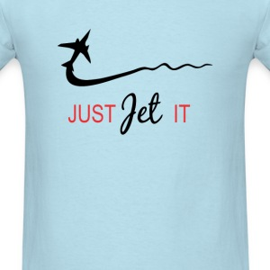 just_jet T-Shirts - Men's T-Shirt