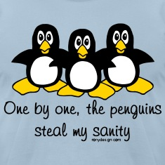 One by One The Penguins