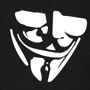 Anonymous (HQ) T-Shirts - Men's T-Shirt