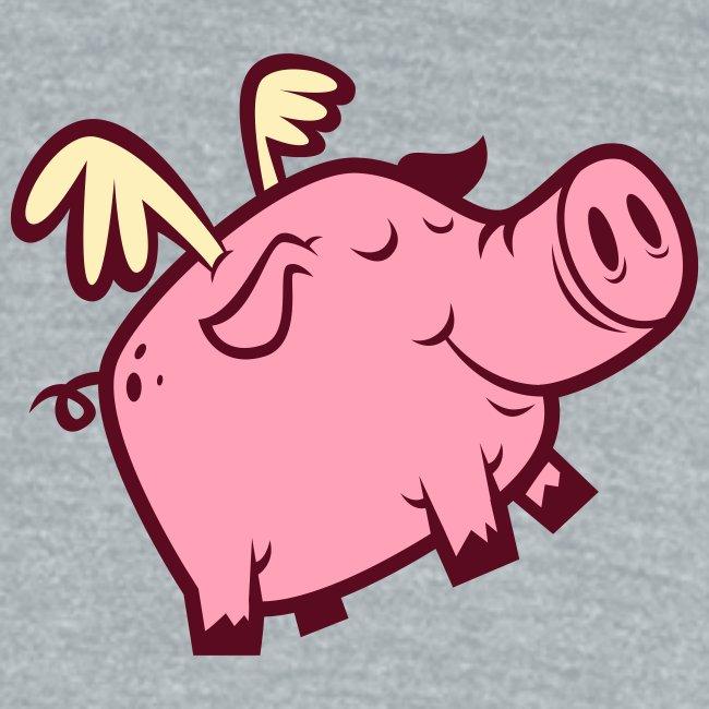 Flying Pig - Unisex Shirt